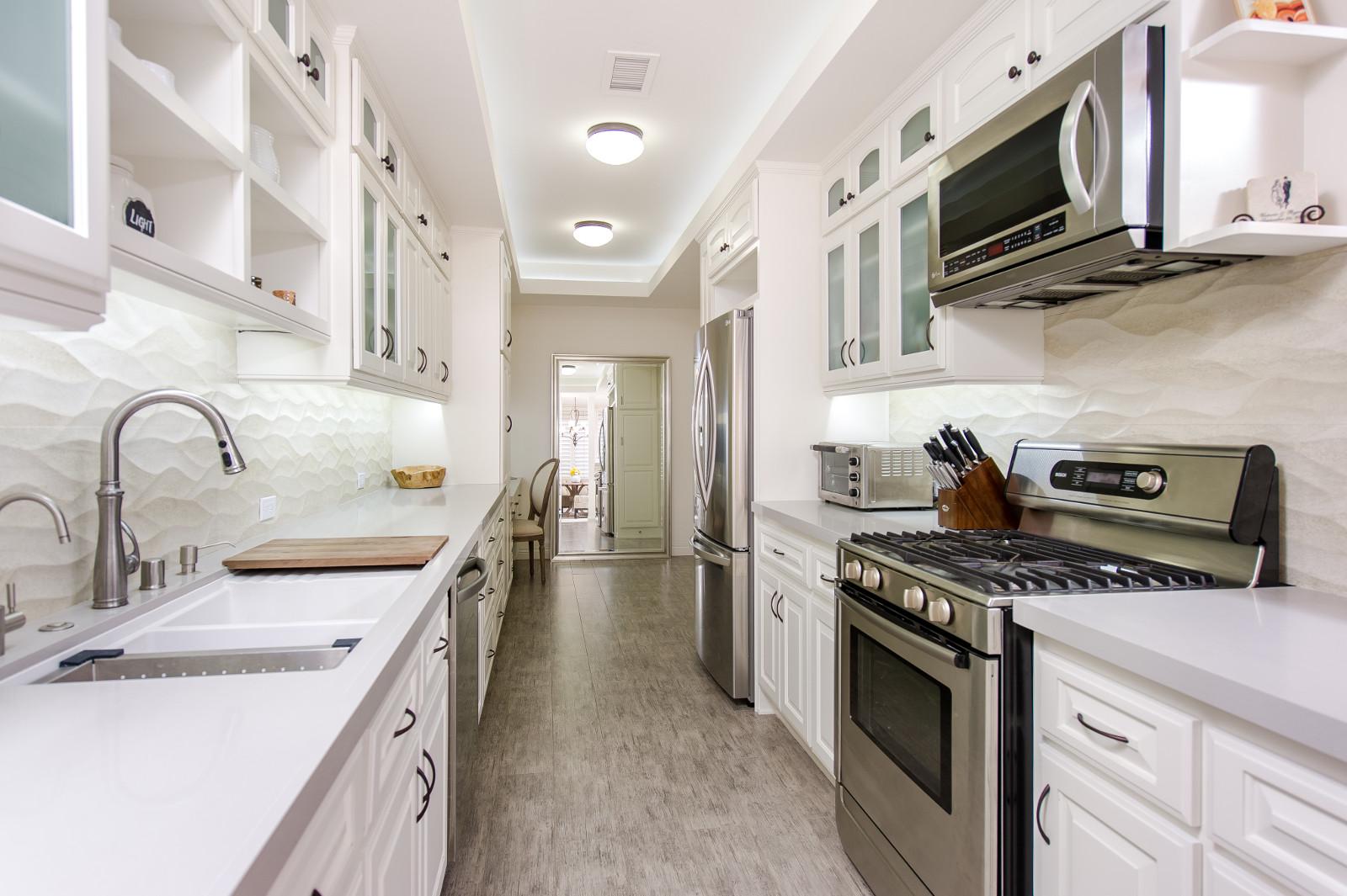 Custom Kitchen Cabinet Design Beverly Hills