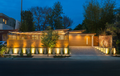 Whole House Renovation of Brentwood area LA home--modern style