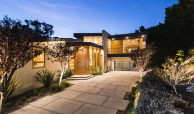Benedict Canyon, Beverly Hills Renovation and Addition
