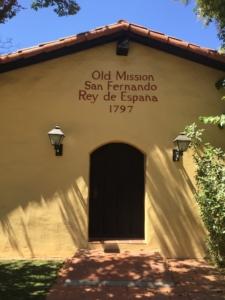 Old Mission San Fernando