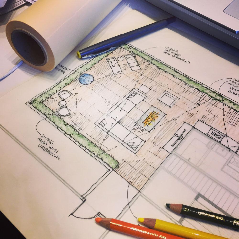Design-build firm conceptualizes plans and has the expertise to build your unique design.