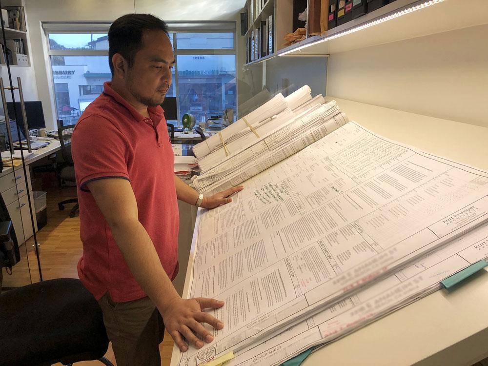 Kurt Krueger Architects, Project Manager, Dexter Oblea
