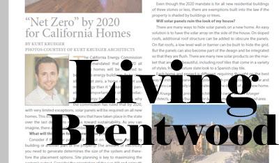 Kurt Krueger Expert Contributor, Living Brentwood, January 2019