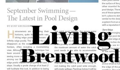 Kurt Krueger Expert Contributor, Living Brentwood, September 2019