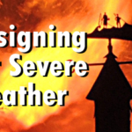 Resilient home design for dealing with severe weather